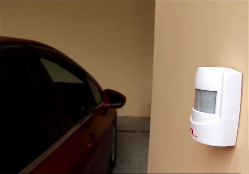 1byone Safety Driveway Alarm Transmitter