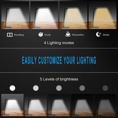 Etekcity LED Folding Desk Lamp
