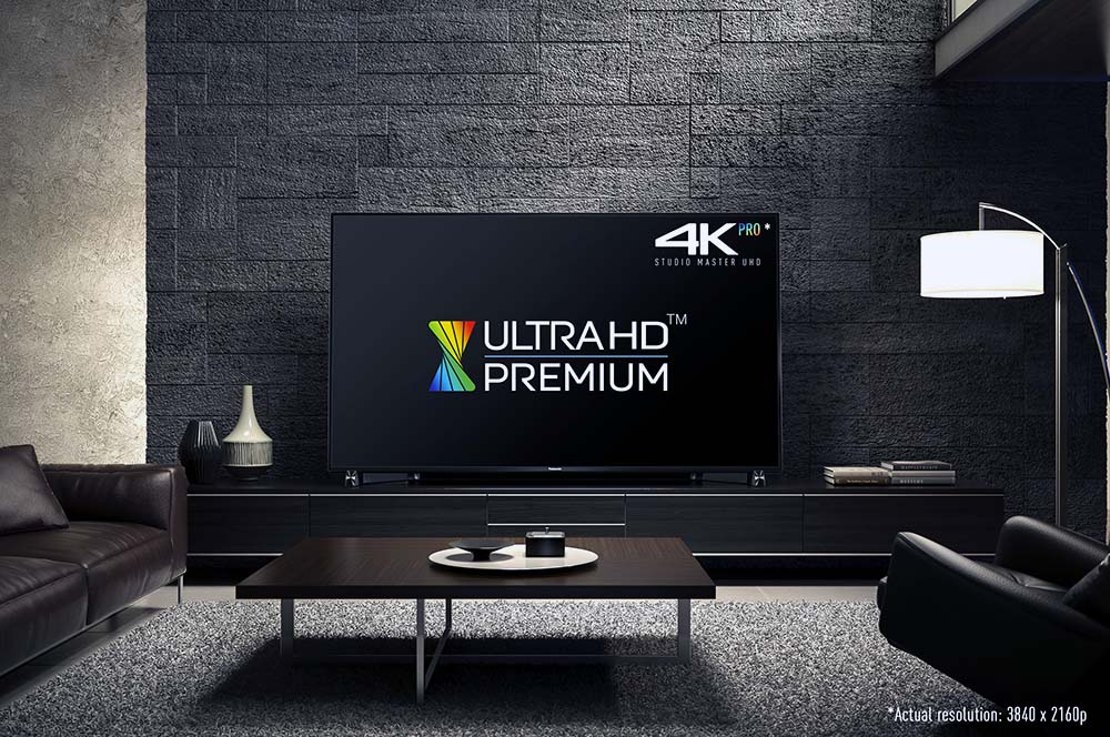 DX900 UHD TV powered by Firefox OS