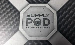 Supply Pod X-Files Edition
