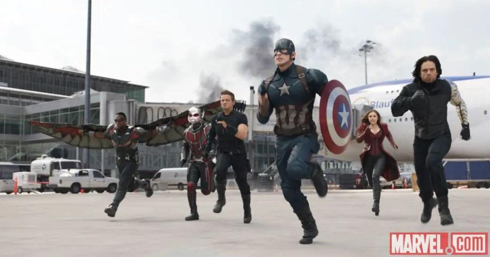Captain America: Civil War Team Cap