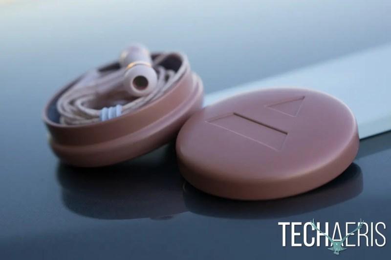 VAIN STHLM Originals in-ear headphones.