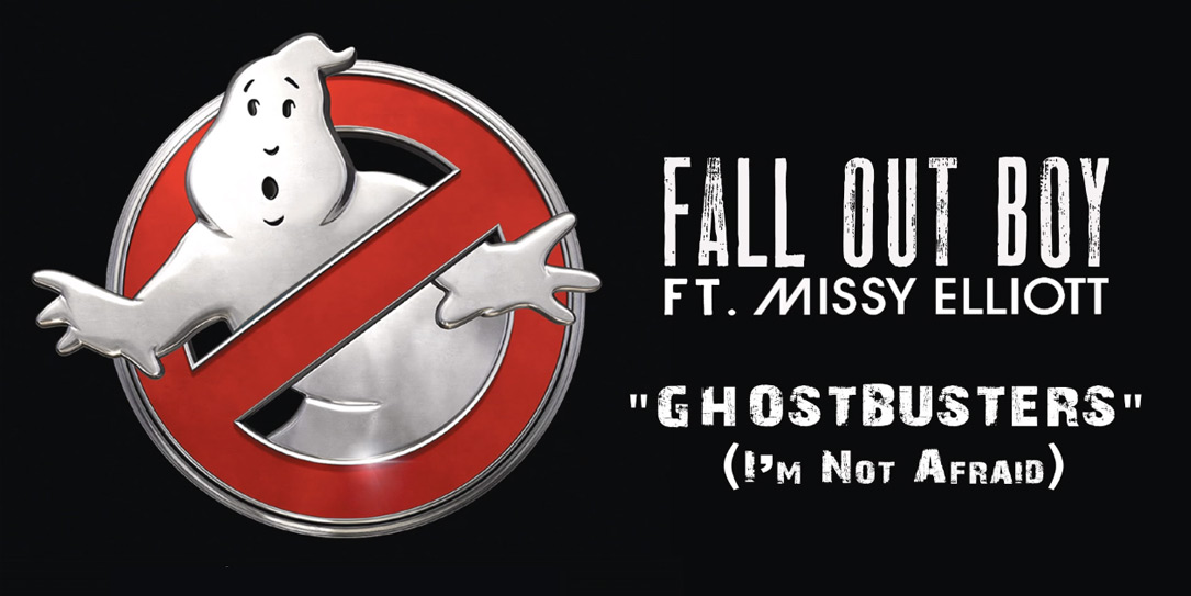 New Ghostbusters theme song is well you be the judge