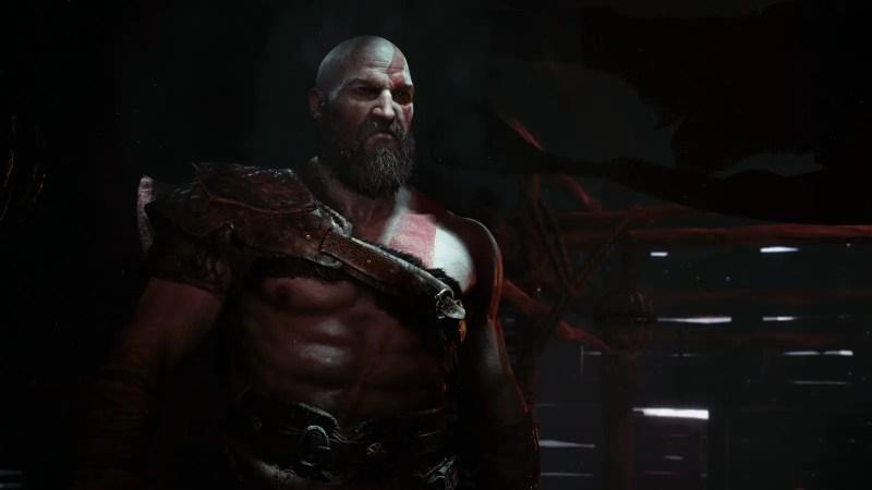 Kratos God of War 4 E3 PlayStation