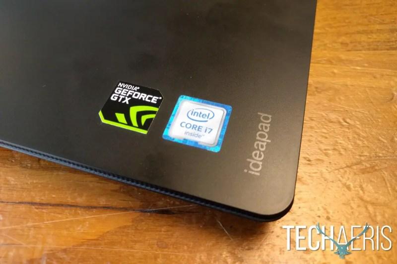 Lenovo ideapad 700 stickers
