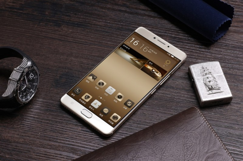 Gionee M6 Front