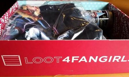 Loot4FanGirls box