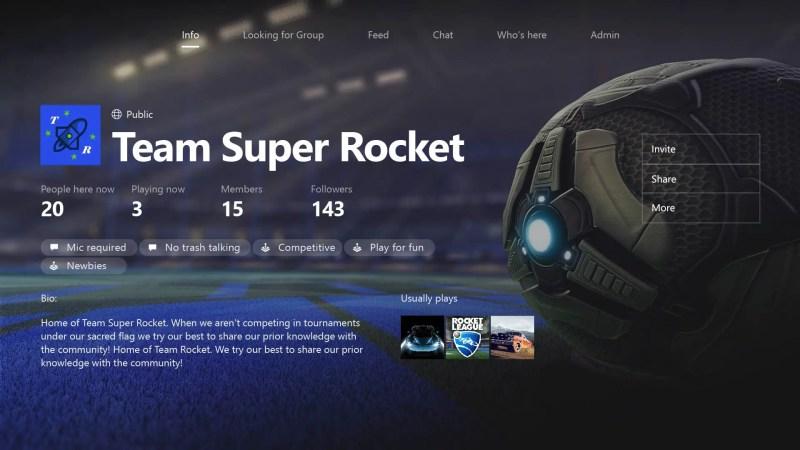 Clubs-Screenshot