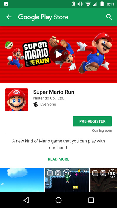 pre register for super