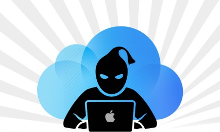 iCloud data