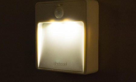 dodocool-Battery-powered-Motion-Sensor-Night-Light-review