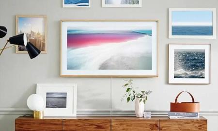 Samsung-The-Frame-TV-art-frame
