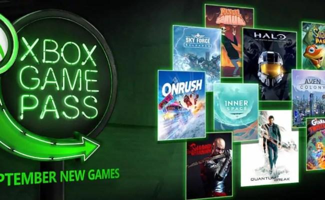 Xbox Game Pass September Update Enhanced Halo Mcc