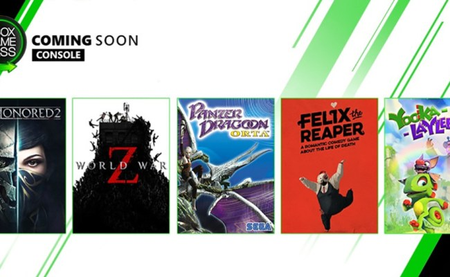 Xbox Game Pass October Update Zombies Classics And More