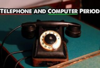 Computer and Telephone