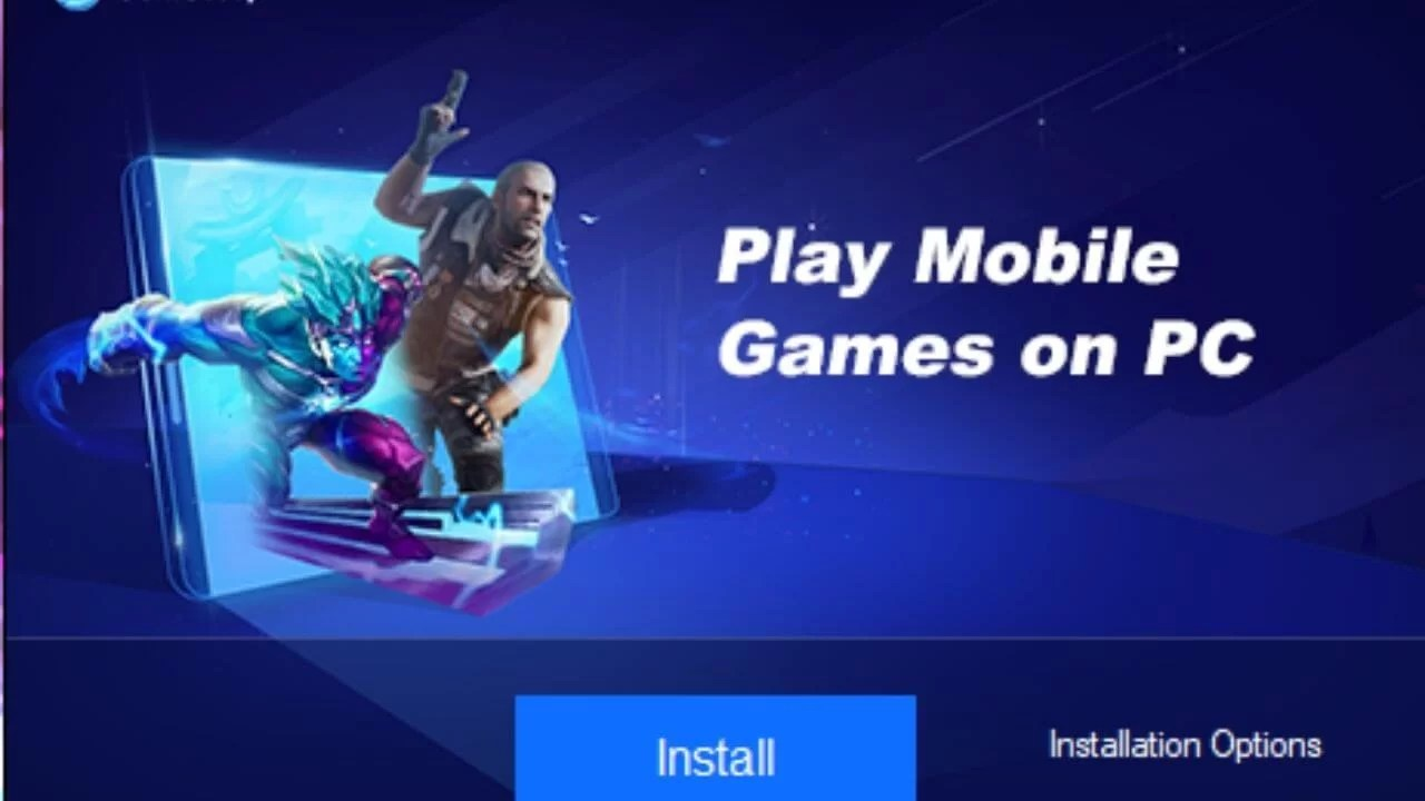 How to Install latest Gameloop 7.1 version without any Error