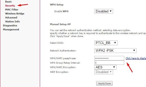 "You will see the ""WPAWAPI passphrase bar"""