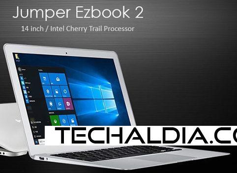 """Jumper Ezbook 2 Ultrabook – Características de éste """"clon"""" del MacBook"""