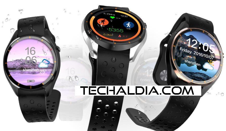 IQI I3 – Potente smartwatch con 3g