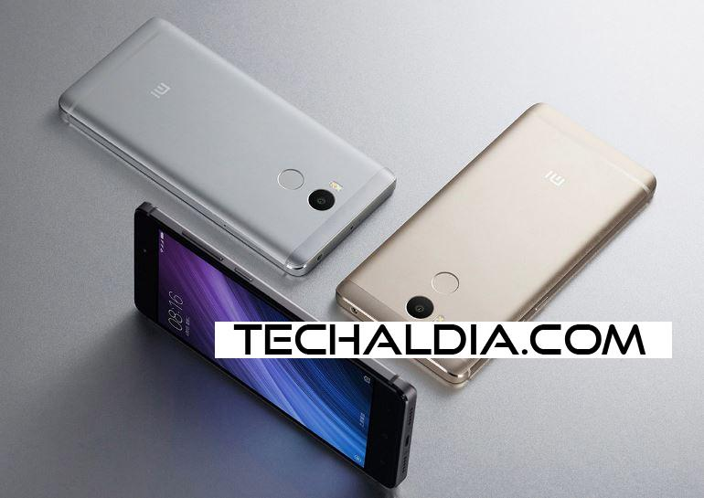 redmi 4 techaldia.com
