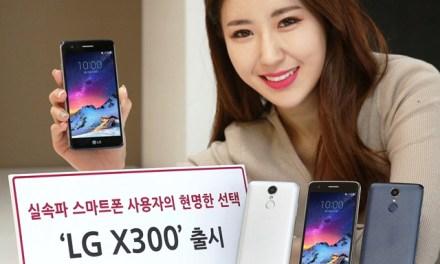 LG X300 – Pantalla de 5 pulgadas, Snapdragon 425 y Android 7