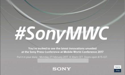Sony va a presentar sus nuevos teléfonos en el MWC 2017