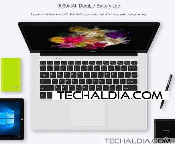 chuwi lapbook 14.1 bateria techaldia.com