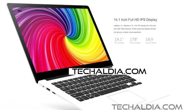 chuwi lapbook 14.1 pantalla techaldia.com