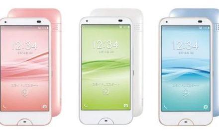 Kyocera Rafre – El teléfono que se limpia