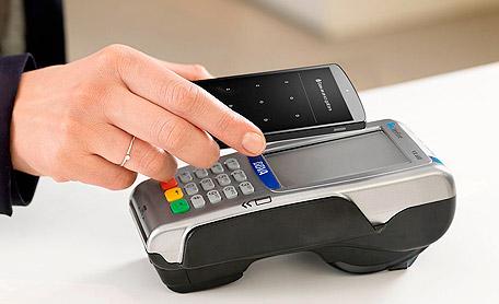 Pagar con el teléfono móvil