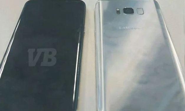 Samsung Galaxy S8 – Primeras fotos e información