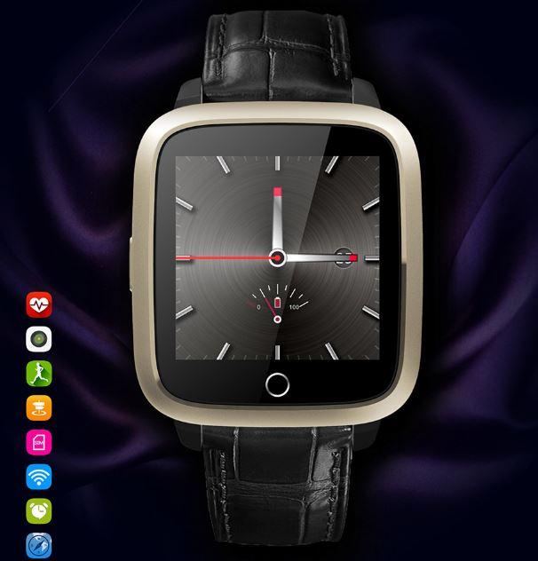 Uwear U11S Smartwatch – Una buena opción con Android 5.1