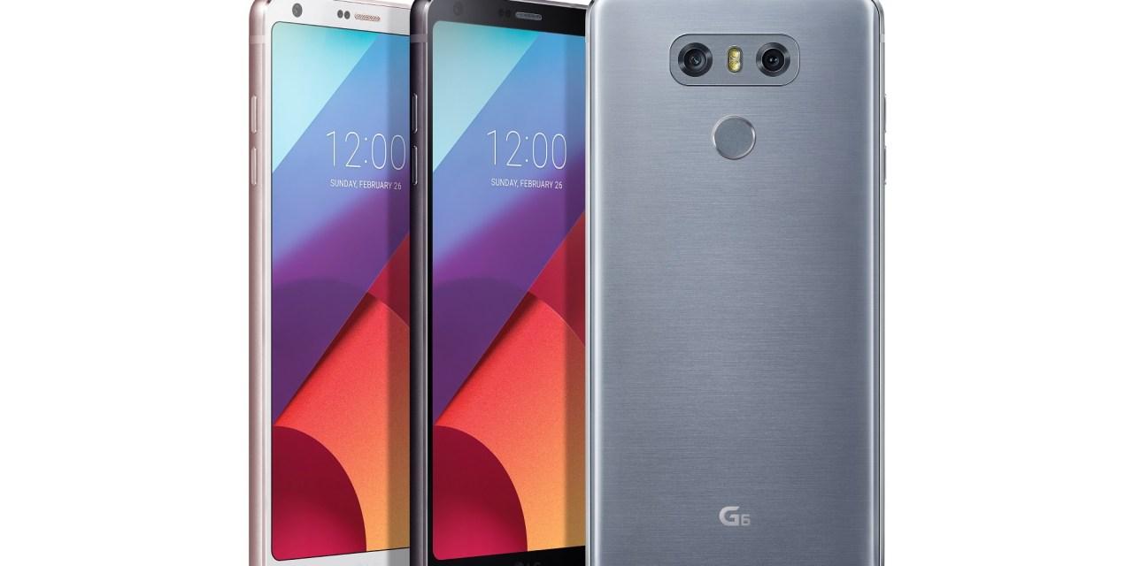 LG G6 - Más pantalla mismo tamaño y más poténcia - TechAlDia
