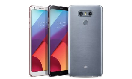 LG G6 – Más pantalla mismo tamaño y más poténcia