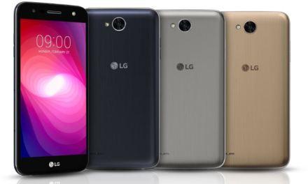 LG X Power2 – Pantalla de 5,5″ y 4500 mAh de batería