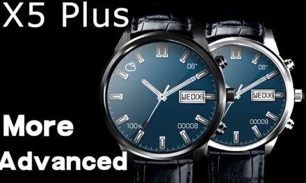 FINOW X5 Plus – Smartwatch con clase