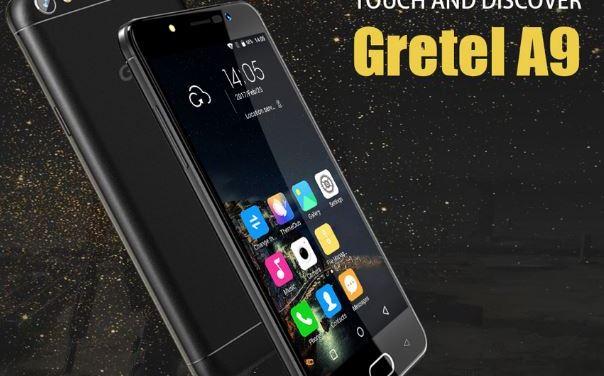 Gretel A9 – Otro smartphone super económico