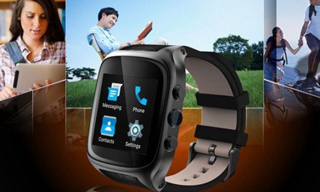 iMacwear M8 – Smartwatch con cámara y Android 5.1