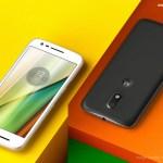 El Moto E4 Spotted se lanzará con sistema Android Nougat