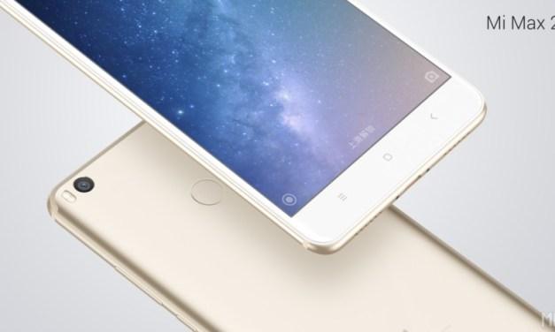 Xiaomi Mi Max 2, listo para mejorar tus expectativas móviles