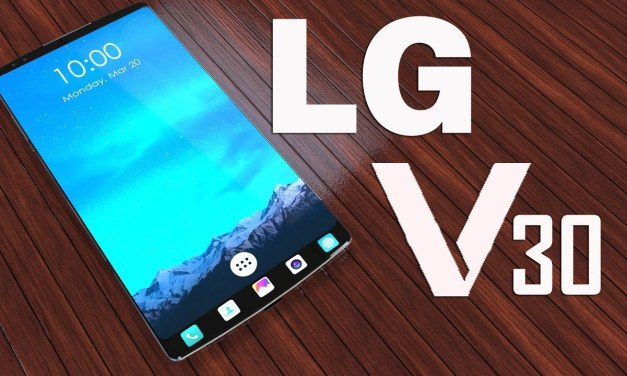 LG V30 será el primer móvil con pantalla OLED, oficialmente en septiembre