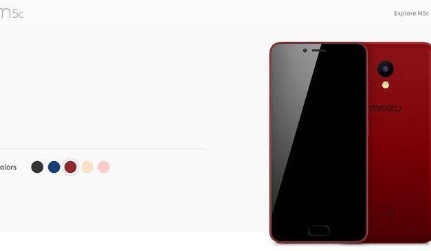 Meizu M5C – Filtrado y con muy buenas especificaciones