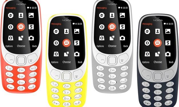 ¿Qué novedades ofrece el Nokia 3310?