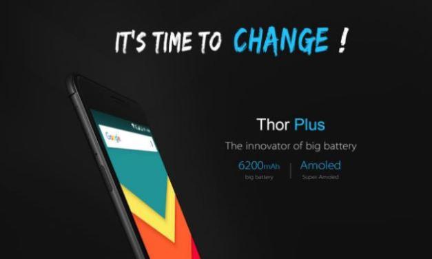 Vernee Thor Plus – Ya llega y con dos detalles muy importantes