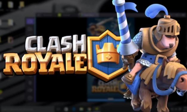 ¿Sabías que se puede jugar al Clash Royale en tu PC?
