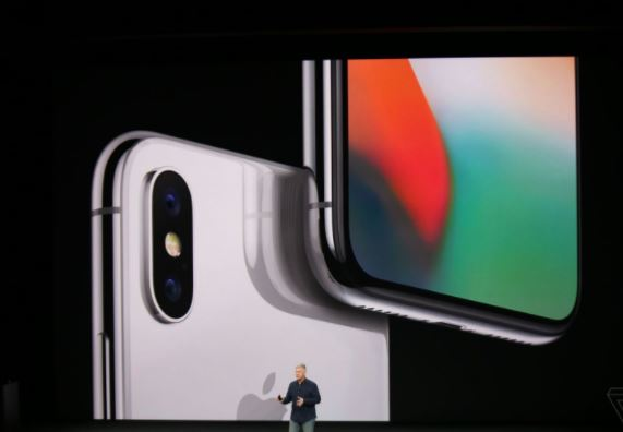 iphone X doble camara