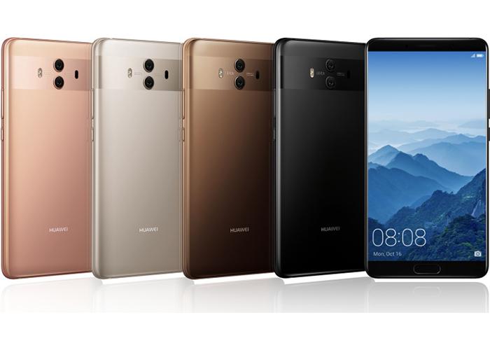 Presentados los nuevos Huawei Mate 10 y Mate 10 Pro