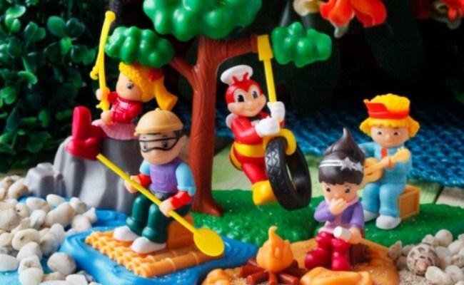 Jolly Kiddie Meal Brings Jollibee Fun Camp Toys This June
