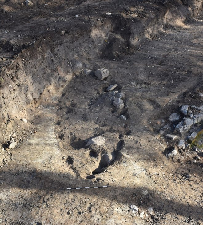 Fantastically Preserved Viking Boat Grave and Skeletons Unearthed in Sweden