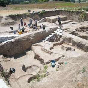 Archaeologists reveal human resilience in the face of climate change in ancient Turkey